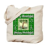 Partridge in a Pear Tree Tote Bag