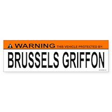 BRUSSELS GRIFFON Bumper Bumper Sticker