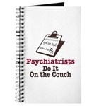 Funny Doctor Psychiatrist Journal