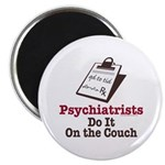 Funny Doctor Psychiatrist Magnet