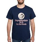 Funny Doctor Psychiatrist Dark T-Shirt
