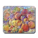 Luscious Fruit Artwork Mousepad