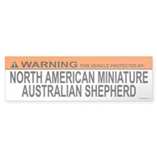 NORTH AMERICAN MINIATURE AUSTRALIAN SHEPHERD Stick