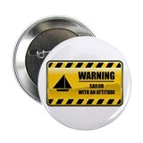 Warning Sailor 2.25&amp;quot; Button (100 pack)