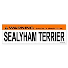 SEALYHAM TERRIER Bumper Bumper Sticker