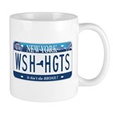 WASHINGTON HEIGHTS Vanity Mug