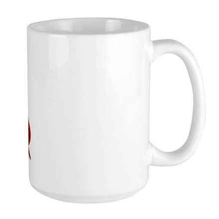 Stuart - What does mommy say. Large Mug