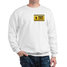 Warning Preacher Sweatshirt