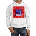 Carolers Hooded Sweatshirt