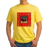 Carolers Yellow T-Shirt