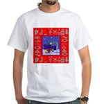 Carolers White T-Shirt