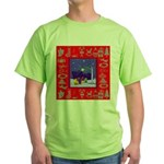 Carolers Green T-Shirt