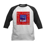 Carolers Kids Baseball Jersey