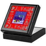 Carolers Keepsake Box