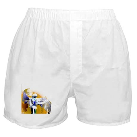 Golden Angel Art Boxer Shorts