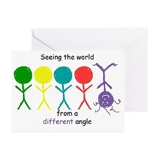 Seeing The World Greeting Cards (Pk of 10)