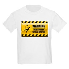 Warning Oral Surgeon T-Shirt