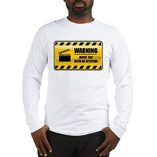 Warning Movie Fan Long Sleeve T-Shirt