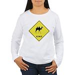 Camel Crossing Women's Long Sleeve T-Shirt