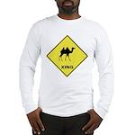 Camel Crossing Long Sleeve T-Shirt
