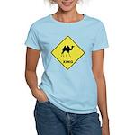 Camel Crossing Women's Light T-Shirt