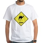 Camel Crossing White T-Shirt
