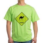 Camel Crossing Green T-Shirt