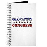 GIOVANNY for congress Journal