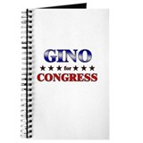 GINO for congress Journal