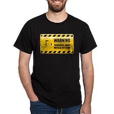 Warning Insurance Agent T-Shirt
