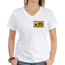 Warning Industrial Engineer Shirt