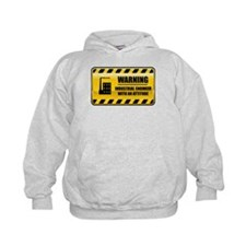 Warning Industrial Engineer Hoodie