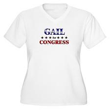 GAIL for congress T-Shirt