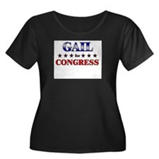GAIL for congress T