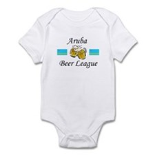 Aruba Beer League Infant Bodysuit