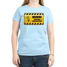 Warning Dispatcher T-Shirt