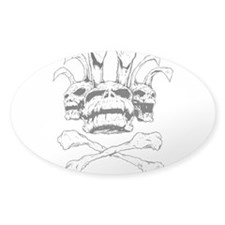 Guristas Associates Oval Decal