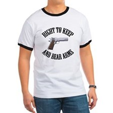Right To Keep And Bear Arms 1911 T