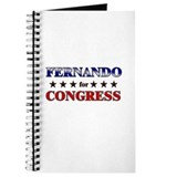 FERNANDO for congress Journal