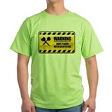 Warning Dart Player T-Shirt