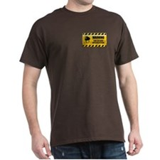 Warning Cave Explorer T-Shirt