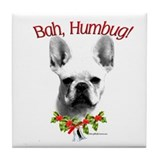 Frenchie Humbug Tile Coaster