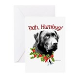 Lab Humbug Greeting Cards (Pk of 20)