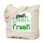 Geek FREAK Tote Bag