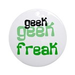 Geek FREAK Keepsake (Round)