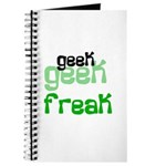 Geek FREAK Journal