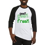 Geek FREAK Baseball Jersey