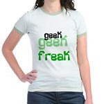 Geek FREAK Jr. Ringer T-Shirt