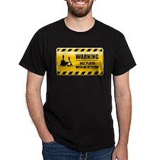 Warning Bell Player T-Shirt