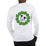 St Patty's Poppy Long Sleeve T-Shirt